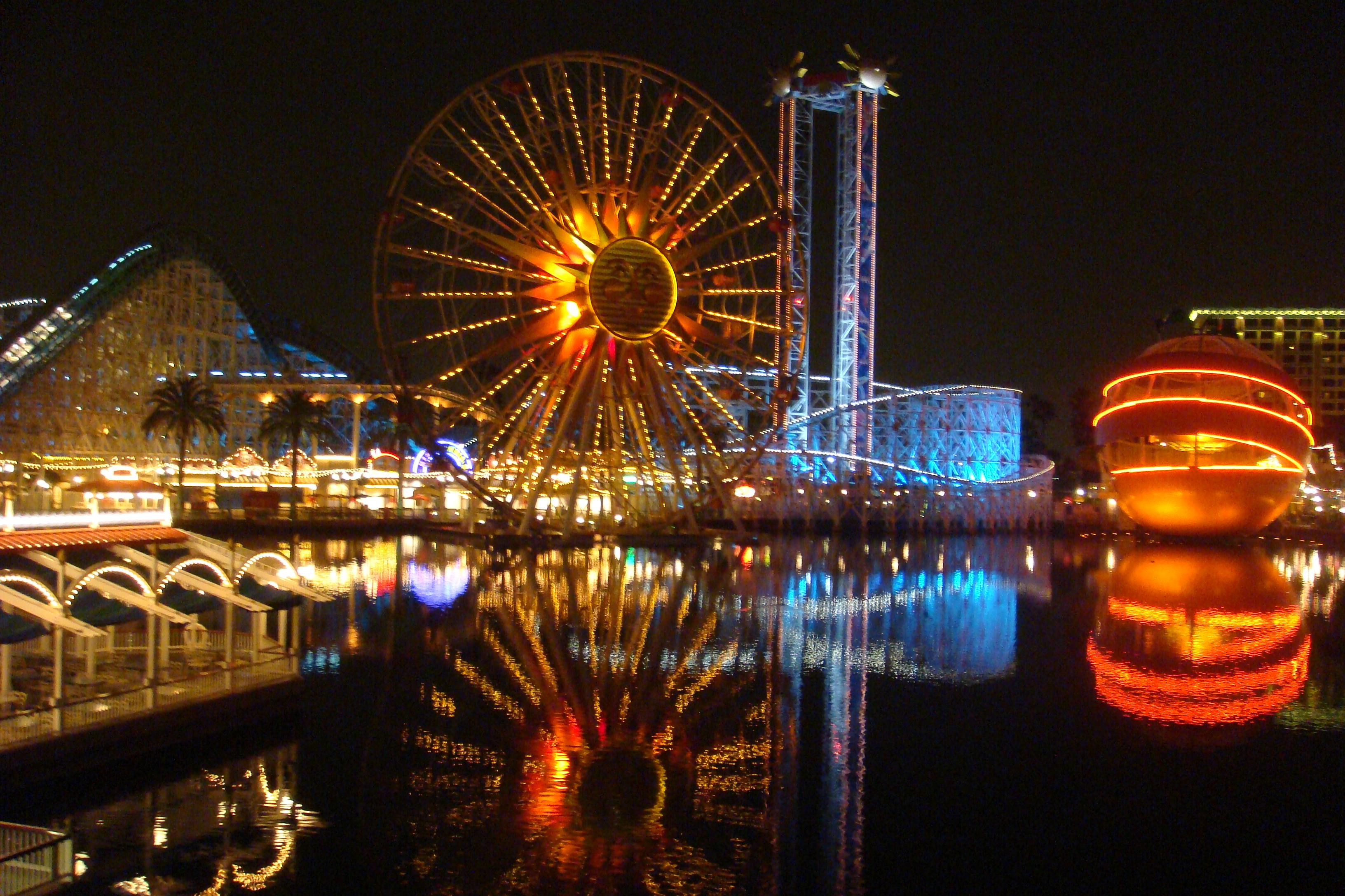 Disney California Adventure Creating The Magic Part 2